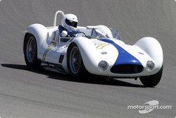 #7 1960 Maserati T-61