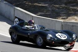 #15 1955 Jaguar D-Type