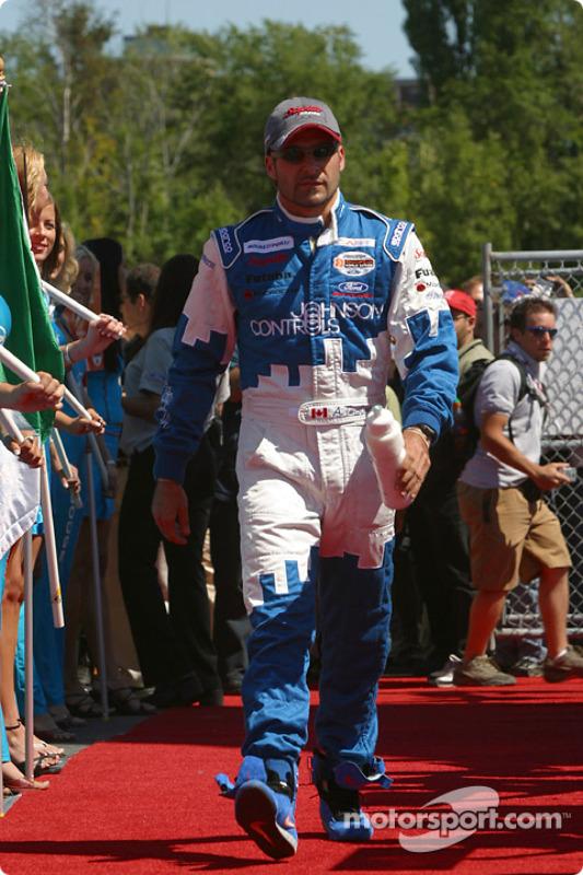 Présentation des pilotes : Alex Tagliani