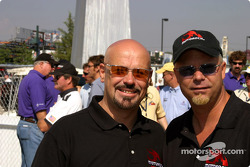 MotoRock Trans-Am Tour presentation: Paul Gentilozzi and MotoRock Chairman and CEO Jamie Rose