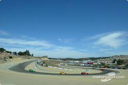 Panoramic view from outside turn 2