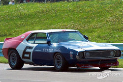 #6 1971 AMC Javelin, originally driven by Mark Donohue, owned by Scott Gregory