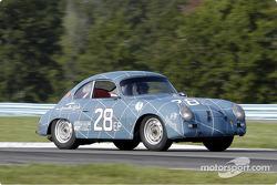 #28 1956 Porsche 356 Coupe