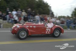 #77 1953 Allard J2X