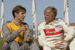 Jeroen Bleekemolen, OPC Euroteam, Opel Astra V8 Coupé 2002 und Michael Bleekemolen