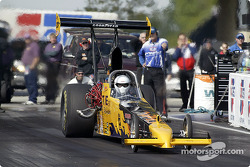 Cumartesi Top Alcohol Dragster