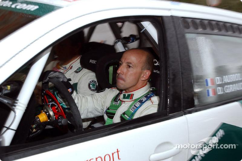 Didier Auriol, campeón del mundo del WRC 1994