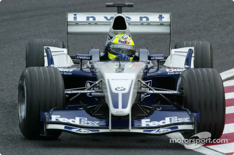 2003: Williams-BMW FW24