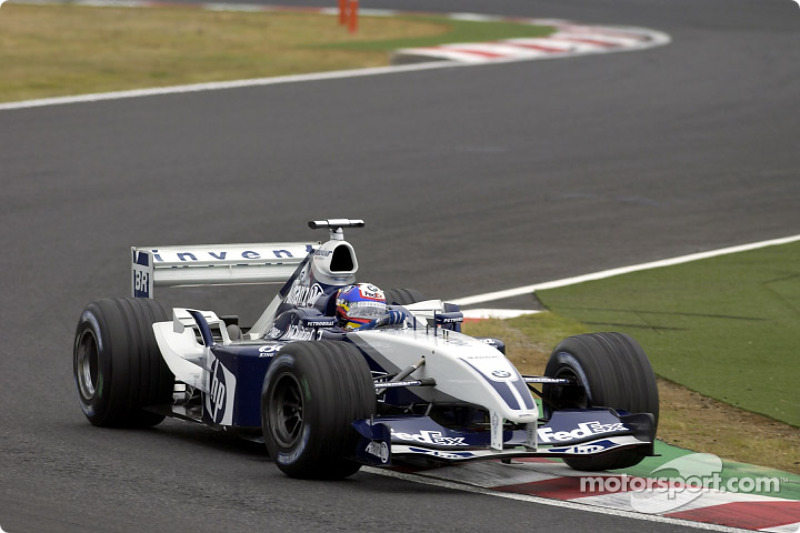 2003: BMW Williams FW25
