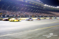 Racing under the lights