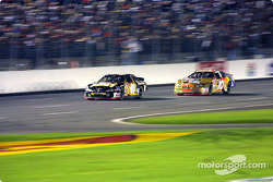 Mike Skinner and Johnny Benson