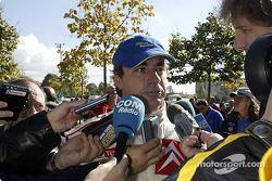 Interviews for Carlos Sainz