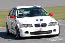 #22 CSL Racing BMW 330i: Jerry Spangler, David Chenoweth, Will Turner