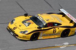 #6 Gunnar Racing Porsche Gunnar GT1: Milt Minter, Chad McQueen