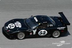 #52 Gilbert Racing Corvette: Vinnie Faraci, Henry Gilbert