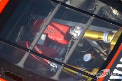 #33 Scuderia Ferrari of Washington Ferrari 360GT powerplant