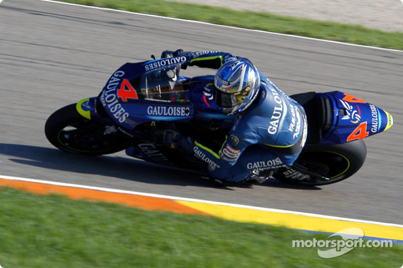 2003. Alex Barros  (MotoGP)