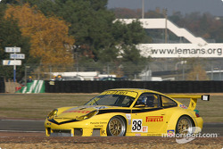 #38 PK Sport Ltd Porsche GT3-RS: Robin Liddell, Jean-Philippe Belloc