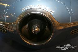 Detail of 1952 Socema Grégoire Turbine