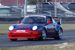 95 Porsche 993, C12