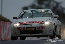 #77 Nathan Pilkington Nissan 350Z Version S: Nathan Pilkington, Denis Cribbin, Roland Hill, Ryan Hooker