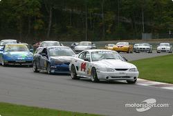 #14 Frederick Motorsports Mustang Cobra R: Greg Camp, Andrew Kopperl