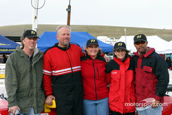 #93 Guys & Dolls Racing: Peter Smith, Susan Smith, Louise Sousoures, Masuo Robinson, Gary Trudeau