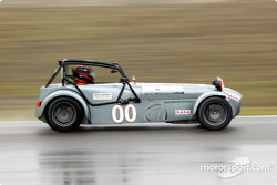 #00 Car and Driver/Caterham USA: Tony Swan, Csaba Cseve, Larry Webster, Nathan Down