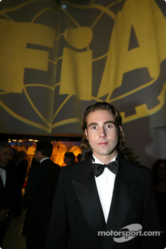Le champion de F3000, Bjorn Wirdheim