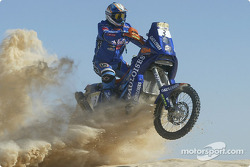 KTM presentation: Fabrizio Meoni