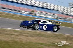 #79 Gunnar Racing Porsche Fabcar: Gunnar Jeannette, Paul Newman, Michael Brockman