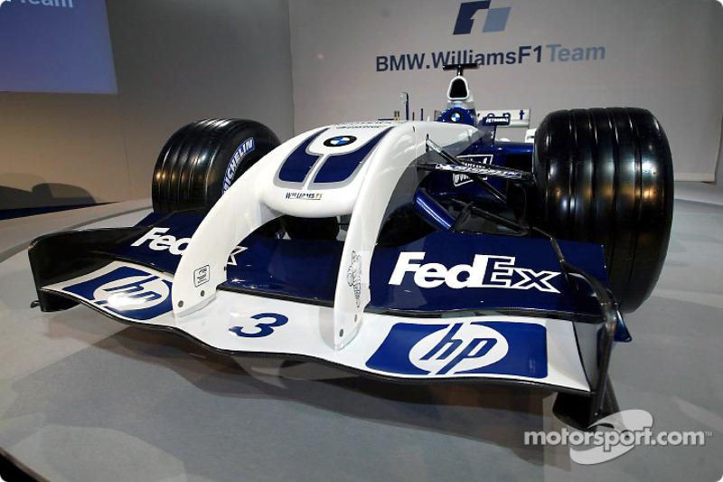 Williams FW26 2004 року