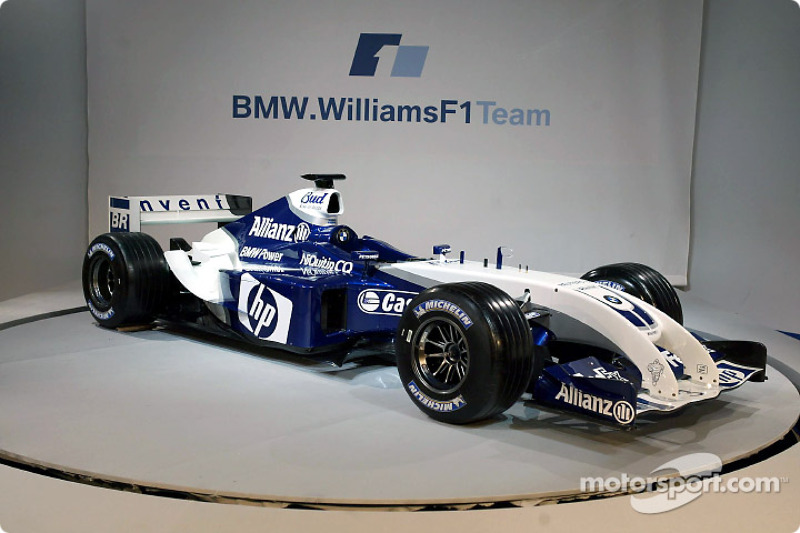Williams FW26 2004 року