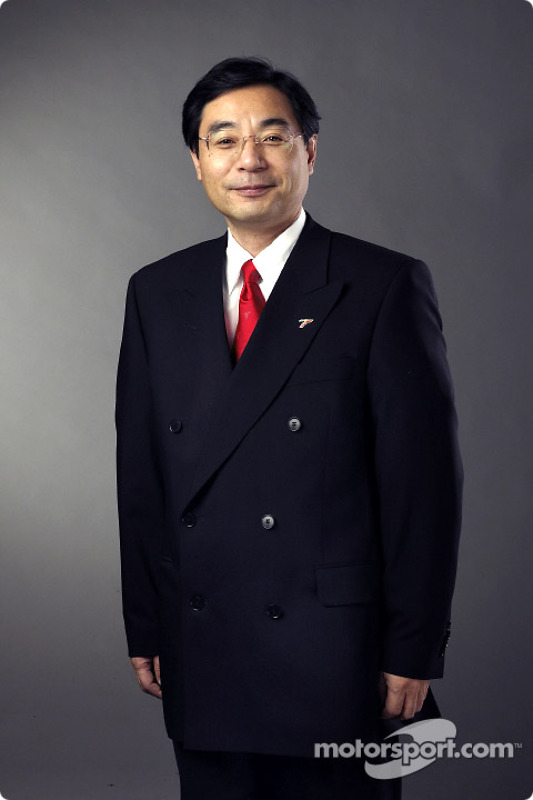 Keizo Takahashi, coordinateur directeur technique
