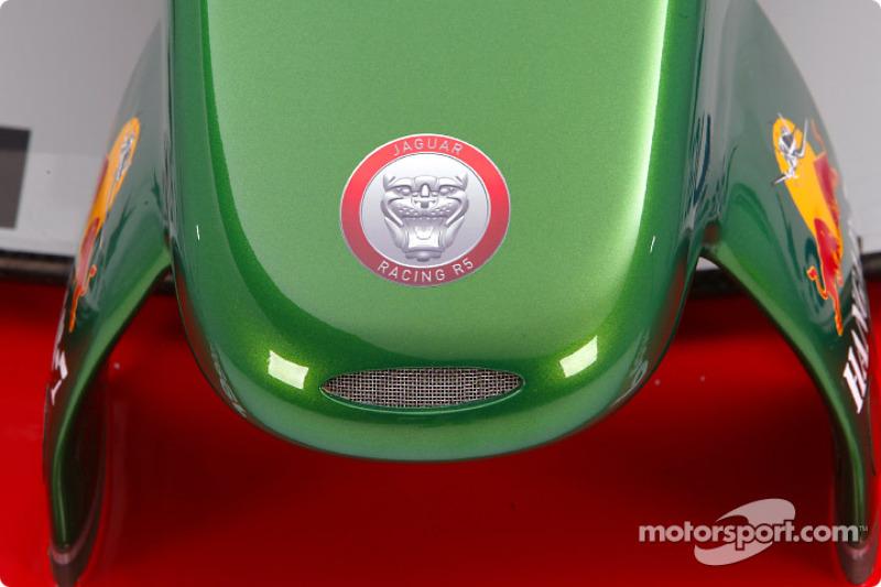 detay, yeni Jaguar R5