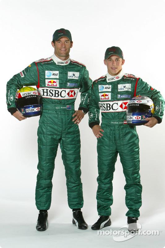 Mark Webber ve Christian Klien