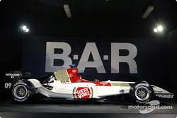 The new BAR Honda 006