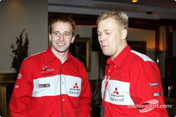 Kristian Sohlberg and Kaj Lindstrom