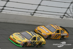 Damon Lusk et Matt Kenseth