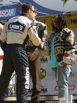 Drivers presentation: Jimmie Johnson