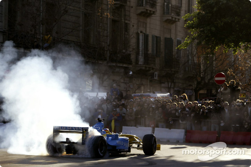 5: RENAULT TAKES OVER PALERMO