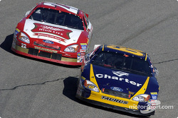 Greg Biffle and Jason Keller