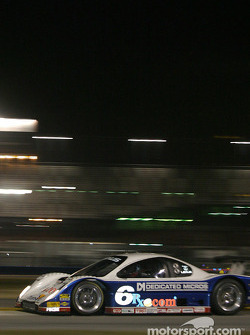 #6 Michael Shank Racing Lexus Doran: Kelly Collins, Brent Martini, Cort Wagner, Mike Newton, Thomas Erdos