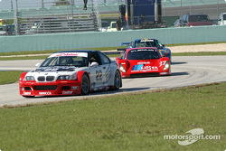 #22 Prototype Technology Group BMW M3: Justin Marks, Joey Hand