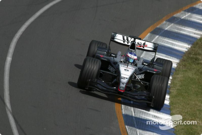 2004: McLaren MP4-19