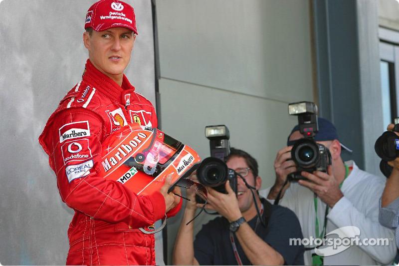 2004 Australian GP, Ferrari F2004