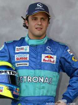 Photoshoot: Felipe Massa