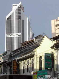 Architecture contrast