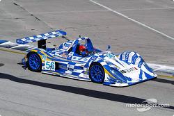 #56 Team Bucknum Racing Pilbeam MP91 Nissan: Jeff Bucknum, Bryan Willman, Chris McMurry