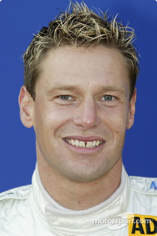 Bernd Mayländer, Mercedes